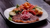 طريقة عمل روستو اللحم