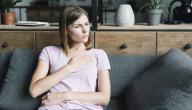 أعراض ورم سرطان الثدي