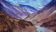 ما هي جبال الهيمالايا