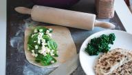 طريقة عمل طبيخ السبانخ
