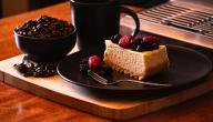 طريقة عمل حلى القهوة البارد