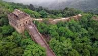 لماذا تم بناء سور الصين العظيم