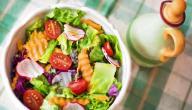 ما هو الطعام النباتي