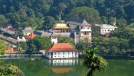 أهم معالم سريلانكا