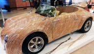 الفلبين تصنع سيارة من جوز الهند