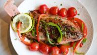 طريقة عمل صالونة سمك فيليه