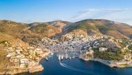 أفضل أماكن السياحة في اليونان