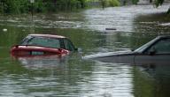 كيف تحدث الفيضانات