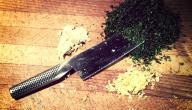 كيف تصنع صلصة الثوم