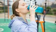 أضرار شرب الماء أثناء ممارسة الرياضة