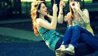كيف أجعل صديقتي تسامحني