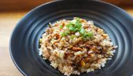 كم يحتوي الأرز على سعرات حرارية