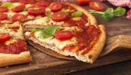 طريقة عمل ميني بيتزا للأطفال
