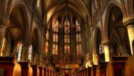 حكم الصلاة في الكنيسة