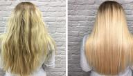 كيفية تحويل الشعر المجعد إلى ناعم