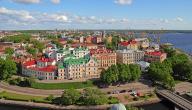 أقرب مدينة روسية إلى فنلندا