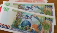 ما هي عملة كوستاريكا