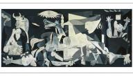 ما هي أشهر لوحة للفنان بيكاسو