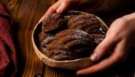 كيفية تحضير المادلين بالشوكولاتة