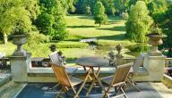 أفكار بسيطة لتزيين الحديقة
