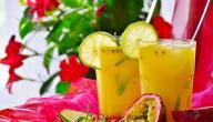 طريقة عمل عصير كوكتيل طبيعي