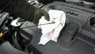 تأثير نقص زيت المحرك