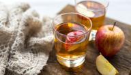 طريقة عمل عصير التفاح فى البيت