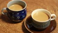 طريقة عمل شاي حليب لذيذ