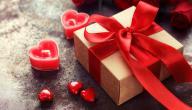 أفكار هدايا لعيد الحب