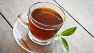 كيفية إعداد الشاي