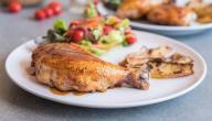 كيفية تحضير أفخاذ الدجاج