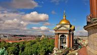 أهم المعالم السياحية في سان بطرسبرغ