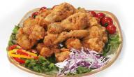 كيفية تتبيل الدجاج المقلي