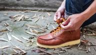 كيفية تكبير الحذاء الضيق