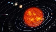 أبعد كواكب المجموعة الشمسية عن الشمس