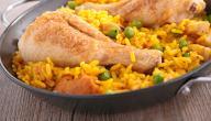 كيفية تحضير الجلبانة بالدجاج