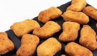 كيفية عمل أصابع الدجاج المقرمشة