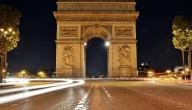 ما هو أشهر شارع في فرنسا