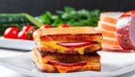 كيفية تحضير ساندويش