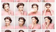 كيف تغير ملامح وجهك