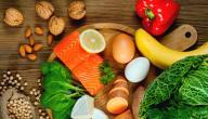 ما الأغذية المفيدة للشعر