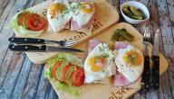 أنواع طبخ البيض