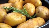 طريقة سلق البطاطس في الميكرويف