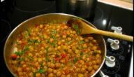 كيفية طبخ الحمص