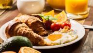 طريقة اعداد فطور صباحي