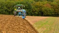 كيف تتكون التربة الزراعية