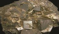 لماذا يسمى معدن البيريت بالذهب الزائف