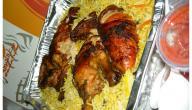 طريقة برياني الدجاج