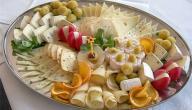 تحضير جبن القريش و الجبنة البيضاء