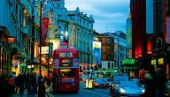 بماذا تشتهر مدينة لندن
